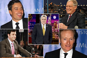 The Politics of Late Night TV