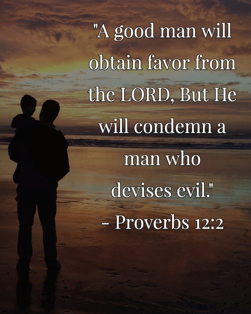 Proverbs 12:2