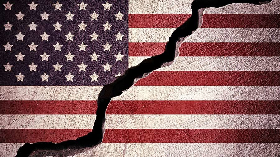 Short of Another Great Awakening, America May Split Up … Or Worse